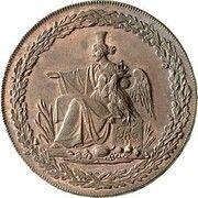 1 zehner Friedrich Wilhelm III – avers