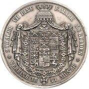 2 thaler / 3½ gulden Friedrich Wilhelm III (Essai) – revers