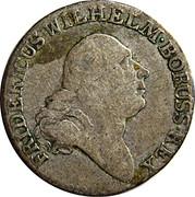 4 groschen - Friedrich Wilhelm II – avers