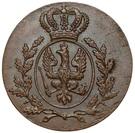 1 grosz (Grande principauté de Poznan) – avers