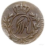 ½ Grossus - Fryderyk Wilhelm III – avers