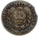 1 grossus - Friedrich Wilhelm II – revers