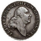 3 Grossus - Friedrich Wilhelm II (type 2 legend Ag) – avers
