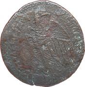Tétrachalque de Ptolémée IV Philopator – revers