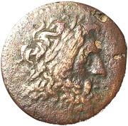 Diobol - Ptolemy II Philadelphos (Alexandreia mint) – avers