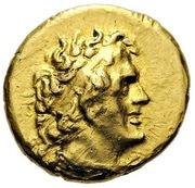 Triobol - Ptolemy I Soter (Alexandreia) – avers