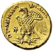 Triobol - Ptolemy I Soter (Alexandreia) – revers