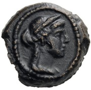 Chalkon - Arsinoe III (Uncertain Cypriote mint) – avers
