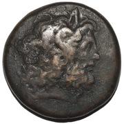 Drachm - Ptolemaios IV – avers