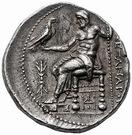 Tetradrachm - Ptolemy I Soter (Alexandreia) – revers