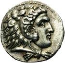 Tetradrachm - Ptolemy I Soter (Arados) – avers