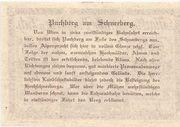 50 Heller (Puchberg am Schneeberg) – revers