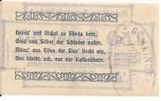 50 Heller (Pürbach) – revers