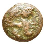 Bronze Æ17 (Pydna) – avers