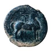 Calco - Carthago Nova – revers
