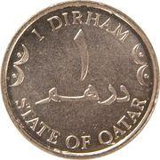1 dirham – revers