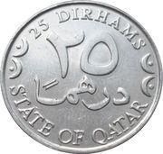 25 dirhams – revers