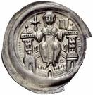1 Brakteat - Adelheid III. von Sachsen – avers