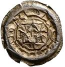 1 Brakteat - Heinrich X. – avers