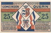 25 Pfennig (Quern) – revers