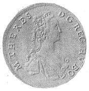 1 Tallero (Maria Theresia) – avers