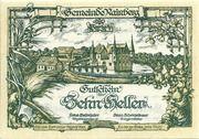 10 Heller (Rainberg) – avers