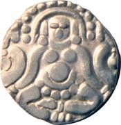 Mashaka - Gangeya Deva (Kalachuris of Tripuri) – avers