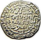 Dirham - al-Muzaffar Yusuf I – avers