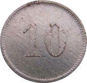 10 Pfennig - Ratibor (Stellawerk) – revers