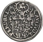 ¼ Thaler - August der Ältere von Braunschweig – avers