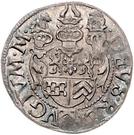 1 Groschen - Johann Wilhelm I. – avers