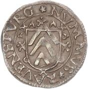 6 Pfennig - Georg Wilhelm – avers