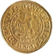 1 Goldgulden - Wolfgang Wilhelm von Pfalz-Neuburg – avers
