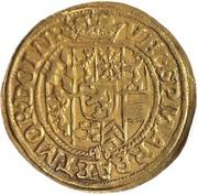 1 Goldgulden - Wolfgang Wilhelm von Pfalz-Neuburg – revers