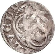 1 Pfennig - Wilhelm der Ältere – revers