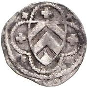 1 Pfennig - Gerhard von Jülich – avers
