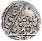 1 Pfennig - Otto III. – revers