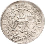 18 Heller - Johann Wilhelm von Jülich-Kleve-Berg – revers