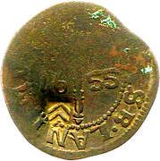 12 Pfennig - Friedrich Wilhelm von Brandenburg – avers