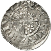 1 Sterling - Heinrich IV. der Bogener von Oldenburg-Wildeshausen – revers
