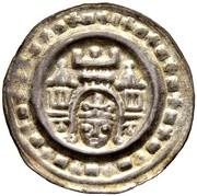 1 Brakteat - Friedrich II. -  avers