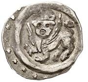 1 Pfennig - Albert I. – avers