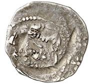 1 Pfennig - Albert I. – revers