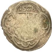 1 Pfennig - Johann III. – avers