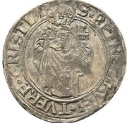 1 batzen Johann III. du Palatinat-Simmern – revers