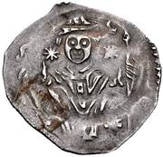 1 Pfennig - Konrad IV. von Frontenhausen und Teisbach – revers