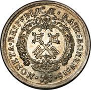 2 Thaler - Karl VI – avers