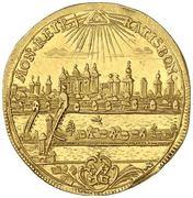 1 Ducat - Karl VI. – avers