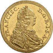 1 Ducat - Franz I. – revers