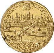 1 Ducat - Franz I. – avers